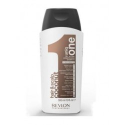 Uniq One Kokosový posilující šampon Uniq One (All In One Conditioning Shampoo Coconut) 300 ml