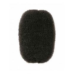 Comair - vlasová podložka objemová černá