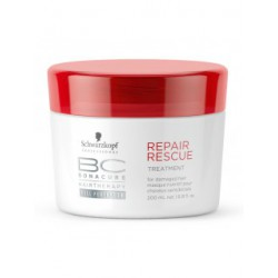 Maska na vlasy Schwarzkopf BC Cell Perfector Repair Rescue Treatment 200 ml