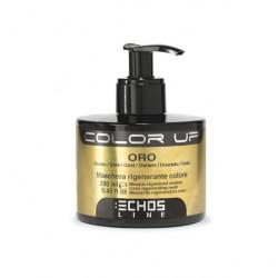 Echosline - Sublime Colors - barevná maska - zlatá - 250ml