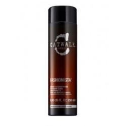 Tigi Catwalk Fashionista brunette conditioner - kondicioner na tmavé vlasy 250ml