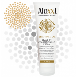 Aloxxi - Esenciální 7 OIL neoplachující krém 30 ml
