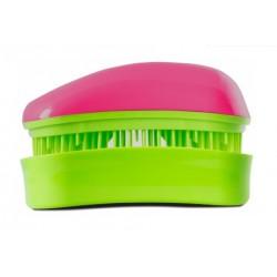 Dessata Mini Fuchsia - Lime kartáč s krytem
