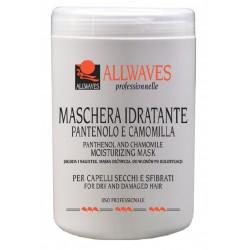 Allwaves moisturishing mask - hydratační maska na vlasy 1000g