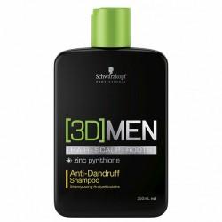 Schwarzkopf [3D]Mension Anti-Dandruff Shampoo 250 ml