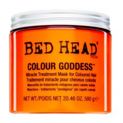 Tigi Bed Hed Colour Goddess Miracle Treatment 580g maska pro barvené vlasy