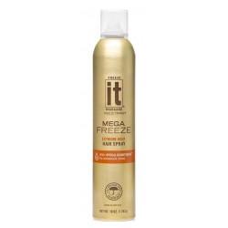 It haircare mega freeze extreme hold spray - lak na vlasy rychleschnoucí 283g