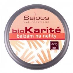 Saloos bio Karité dětský nosní balzám 19ml