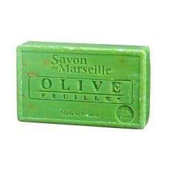 Le Chatelard mýdlo Olive (olive feuilles) 100g