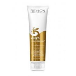 Revlon - Revlonissimo 45 Days 2in1 Golden Blondes 275ml