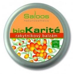 Saloos bio Karité Rakytníkový balzám 50ml