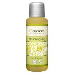 Saloos bio mandlový olej lisovaný za studena 50ml