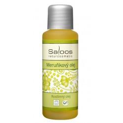Saloos bio meruňkový olej lisovaný za studena 50ml