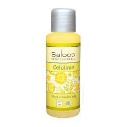 Saloos bio tělový a masážní olej Celulinie 50ml