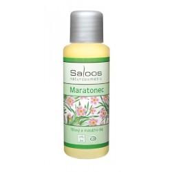 Saloos bio tělový a masážní olej Maratonec 50ml