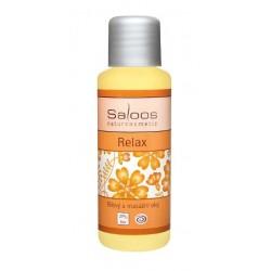 Saloos bio tělový a masážní olej Relax 50ml