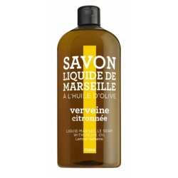Compagnie de Provence tekuté marseilské mýdlo Citrón a verbena 1000ml