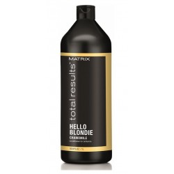 Matrix Total Results Hello Blondie Conditioner 1000ml