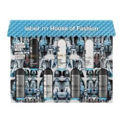 Label.m House of set minibalení vlasové kosmetiky