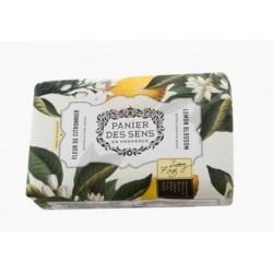 Panier des Sens mýdlo Citronové květy a bambucké máslo 200g