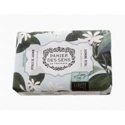 Panier des Sens mýdlo Jasmínové plátky a bambucké máslo 200g