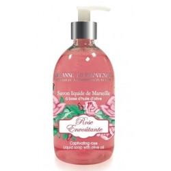 Jeanne en Provence tekuté mýdlo na ruce Růže 500ml