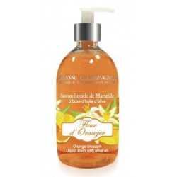 Jeanne en Provence tekuté mýdlo na ruce Pomerančové květy 500ml