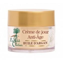 Le Petit Olivier Anti age denní krém s arganovým olejem 50ml