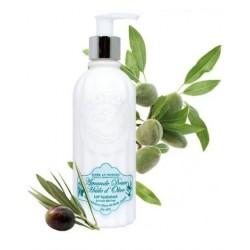Jeanne en Provence tělové mléko Mandle a olivový olej 250ml