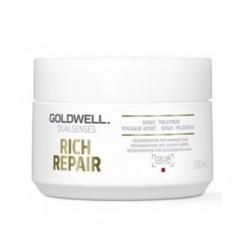 Goldwell Dualsenses Rich Repair maska 200ml na poškozené vlasy