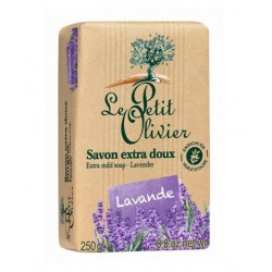Le Petit Olivier extra jemné mýdlo Levandule 250g