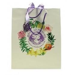 Jeanne en Provence dárková taška 14x19cm