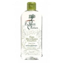 Le Petit Olivier čistící micerální voda s olivovým olejem 400ml