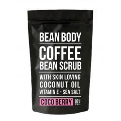 Bean Body Coffee scrub tělový peeling Coco Berry 220g