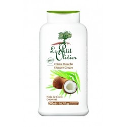 Le Petit Olivier sprchový krém Kokos 500ml