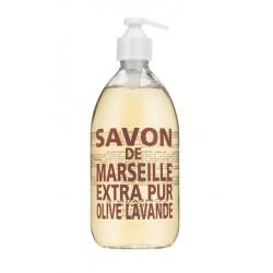 Compagnie de Provence tekuté marseilské mýdlo Oliva a levandule 300ml