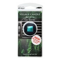Village Candle vůně do auta s klipem Jedle