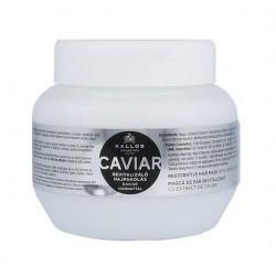 Kallos Restorative Caviar mask 250ml maska na poškozené vlasy