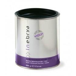 Inebrya Dust free Lightening Powder Violet 500g
