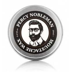 Percy Nobleman Moustache wax 20ml  vosk na vousy