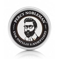 Percy Nobleman Gentleman´s styling wax 50ml  universální vosk na vlasy i vousy