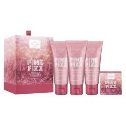 The Scottish Fine Soaps Pink Fizz Růžový fizz dárková sada