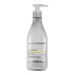 L'Oréal Professionnel Expert Pure Resource citramine šampon 500ml na mastící se vlasovou pokožku
