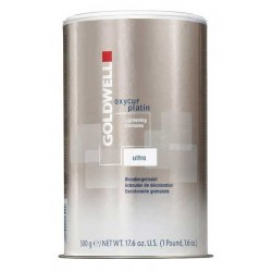 Goldwell Oxycur Platin Ultra Dust 500g
