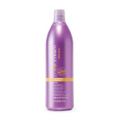 Inebrya Liss-pro Liss perfect  shampoo 1000ml uhlazující šampon