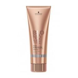 Schwarzkopf Blond Me Color Enhancing Blonde Shampoo Cool Ice 250ml new