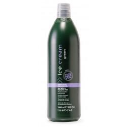 Inebrya Green sensitive shampoo 1000ml na citlivou pokožku