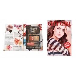 Parisax City Girl kosmetická paletka Cambs 14,1g