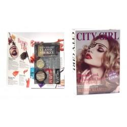 Parisax City Girl kosmetická paletka Madrid 14,1g