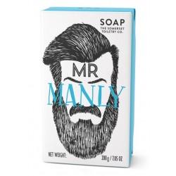 Somerset Toiletry luxusní pánské mýdlo Mr.MANLY 200g